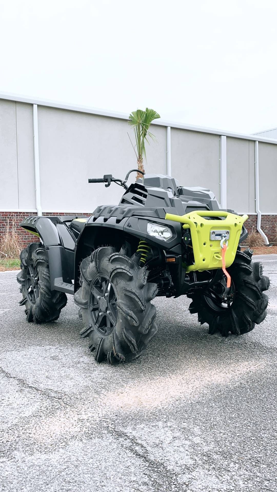 2020 Polaris Sportsman XP 1000 High Lifter Edition in Pascagoula, Mississippi - Photo 4