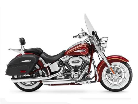 2014 Harley-Davidson CVO™ Softail® Deluxe in Richmond, Indiana - Photo 1