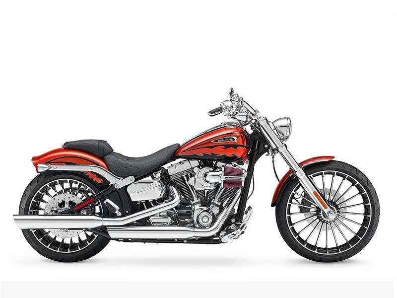 2014 Harley-Davidson CVO™ Breakout® in Richmond, Indiana
