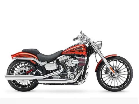 2014 Harley-Davidson CVO™ Breakout® in Richmond, Indiana - Photo 1