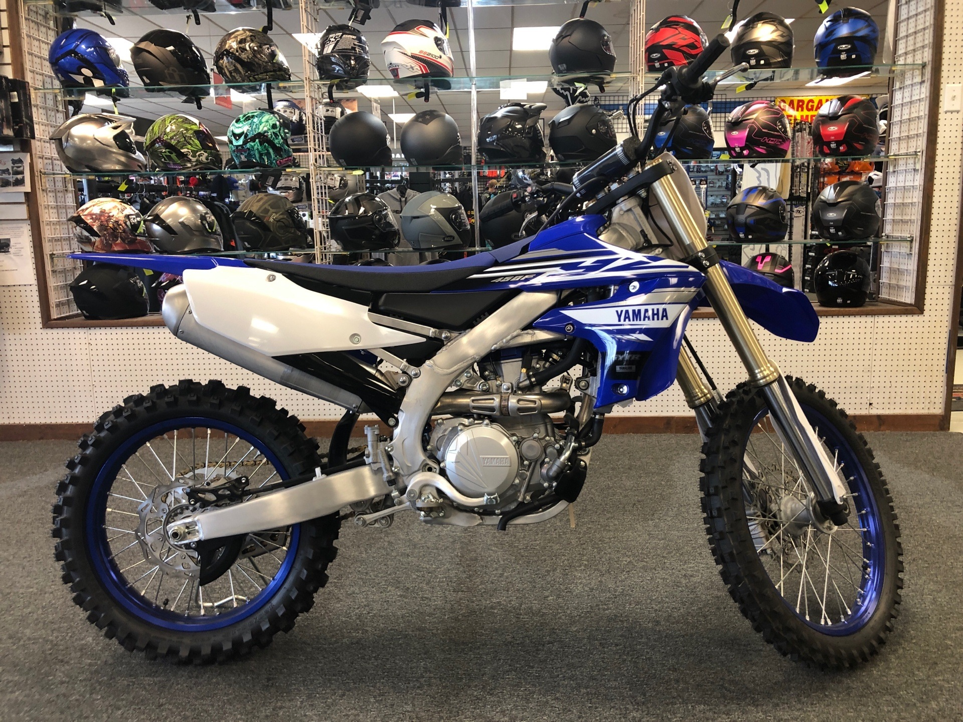 2019 Yamaha YZ450F in Elkhart, Indiana - Photo 1