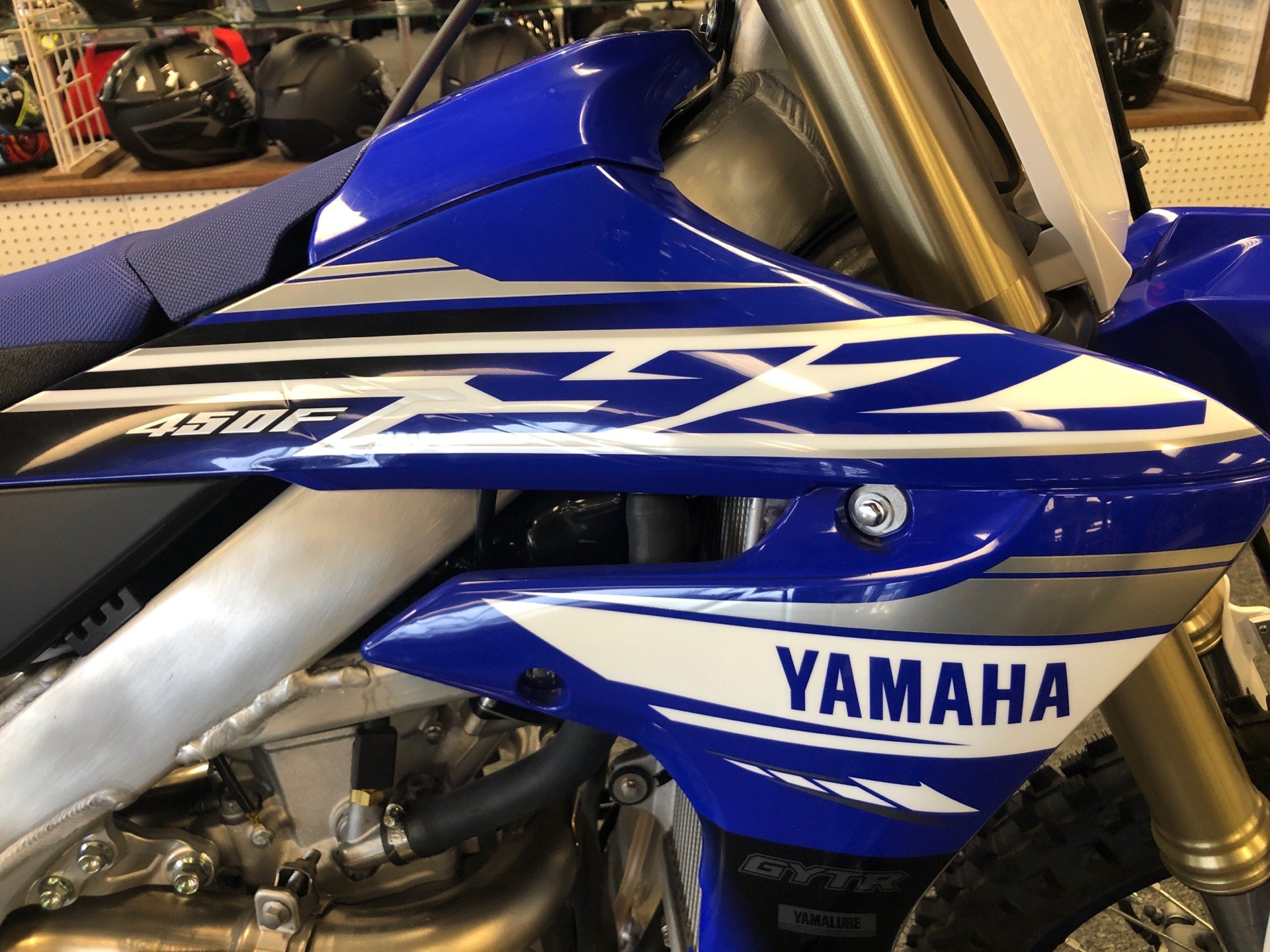 2019 Yamaha YZ450F in Elkhart, Indiana - Photo 9