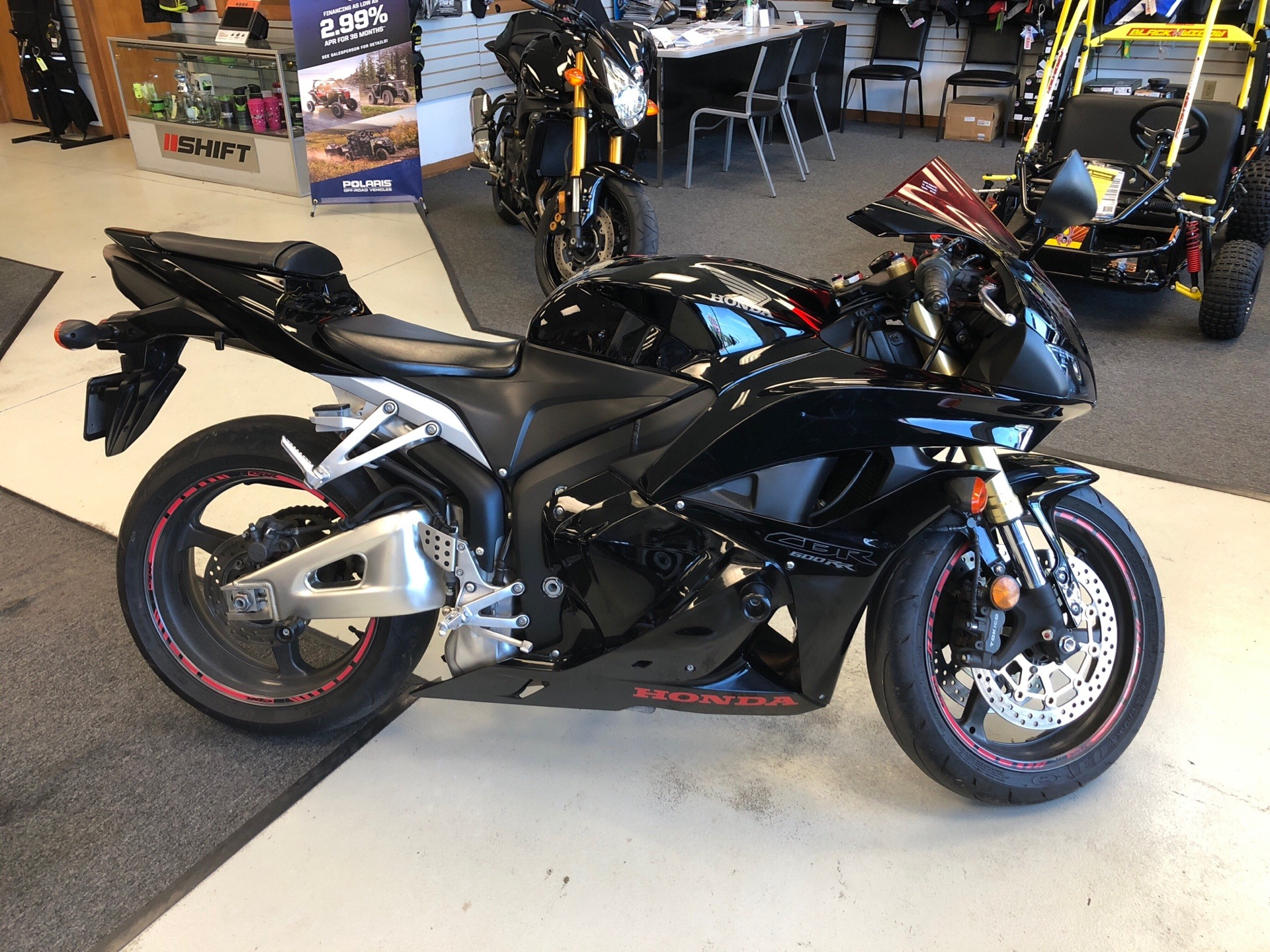 Used 2012 Honda Cbr600rr Motorcycles In Elkhart In Stock Number