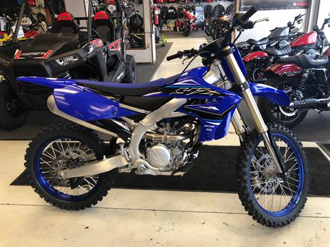 2021 Yamaha YZ250F in Elkhart, Indiana - Photo 1