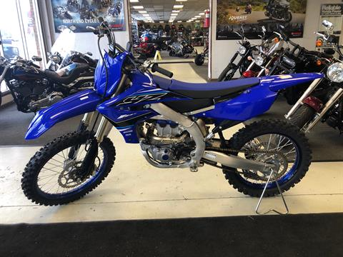 2021 Yamaha YZ250F in Elkhart, Indiana - Photo 2