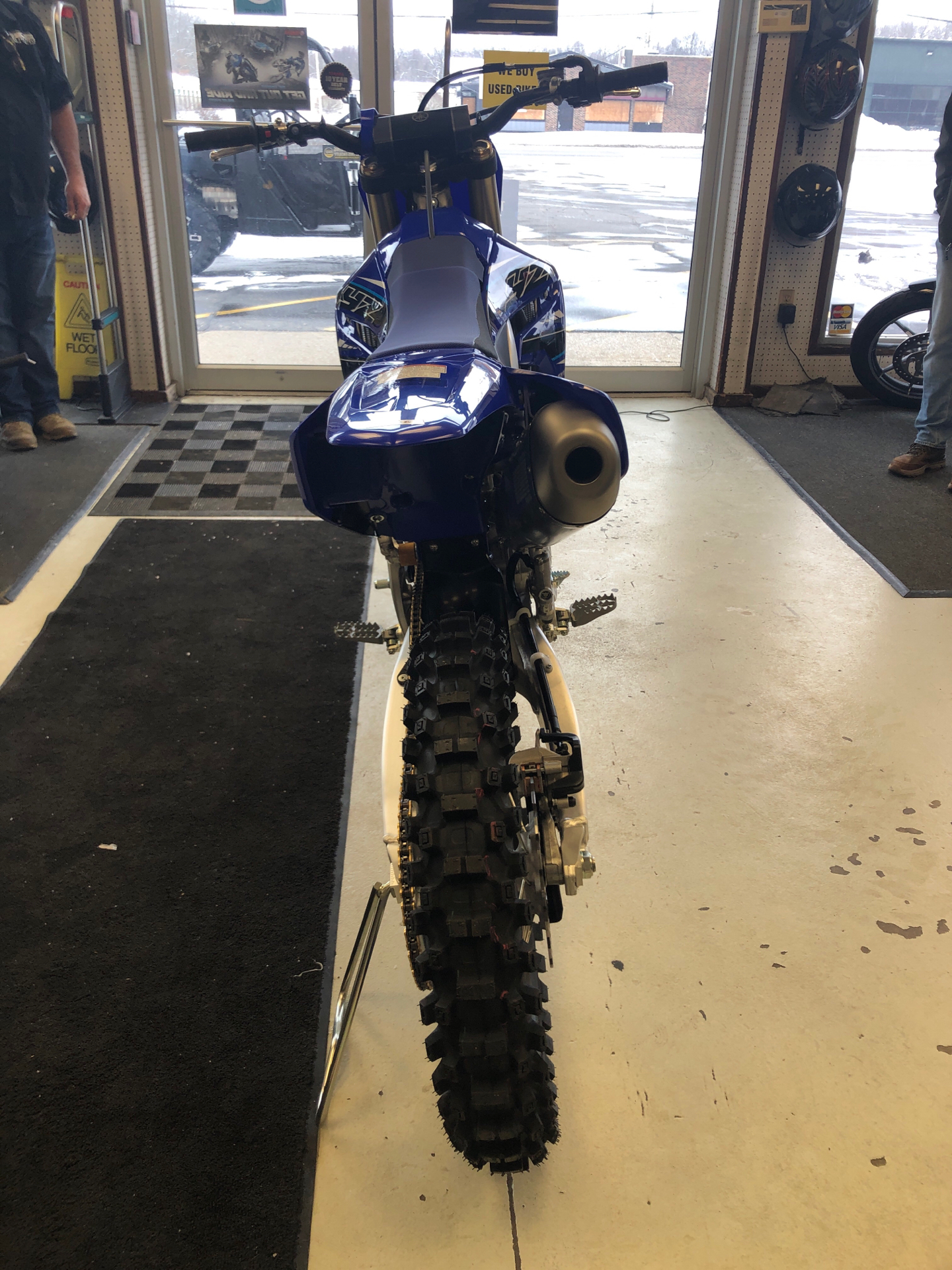 2021 Yamaha YZ250F in Elkhart, Indiana - Photo 4