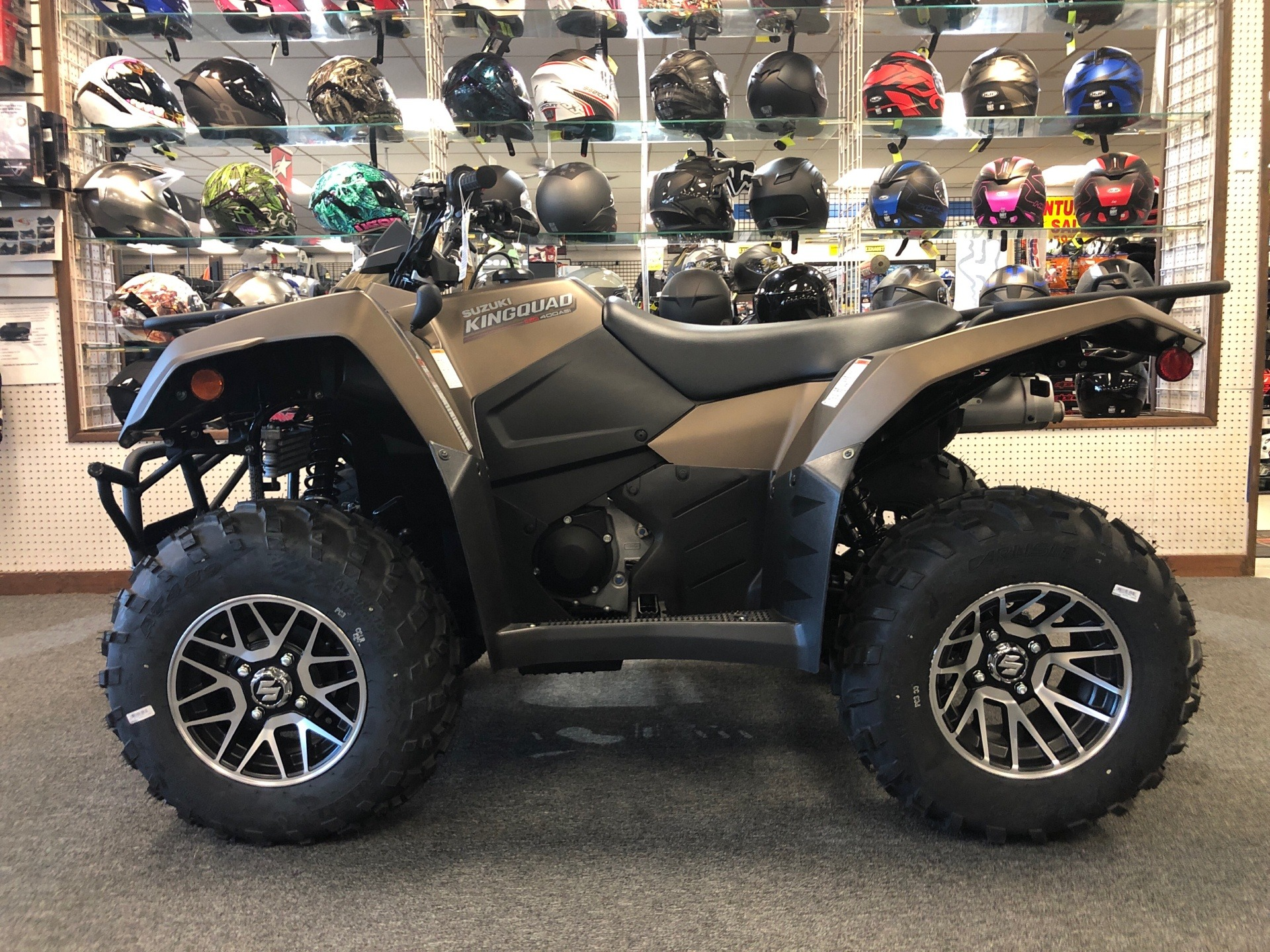 2020 Suzuki KingQuad 400ASi SE+ in Elkhart, Indiana - Photo 1