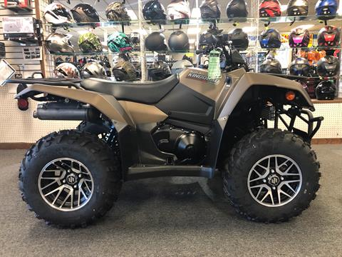 2020 Suzuki KingQuad 400ASi SE+ in Elkhart, Indiana - Photo 2