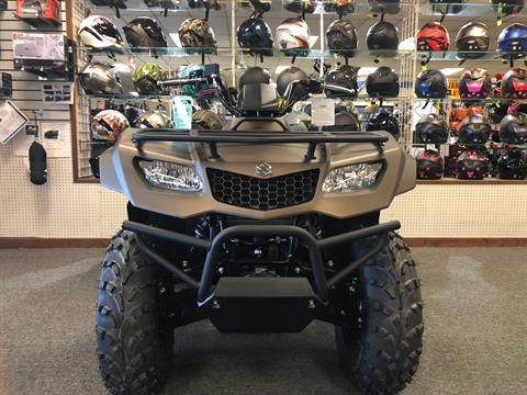 2020 Suzuki KingQuad 400ASi SE+ in Elkhart, Indiana - Photo 3