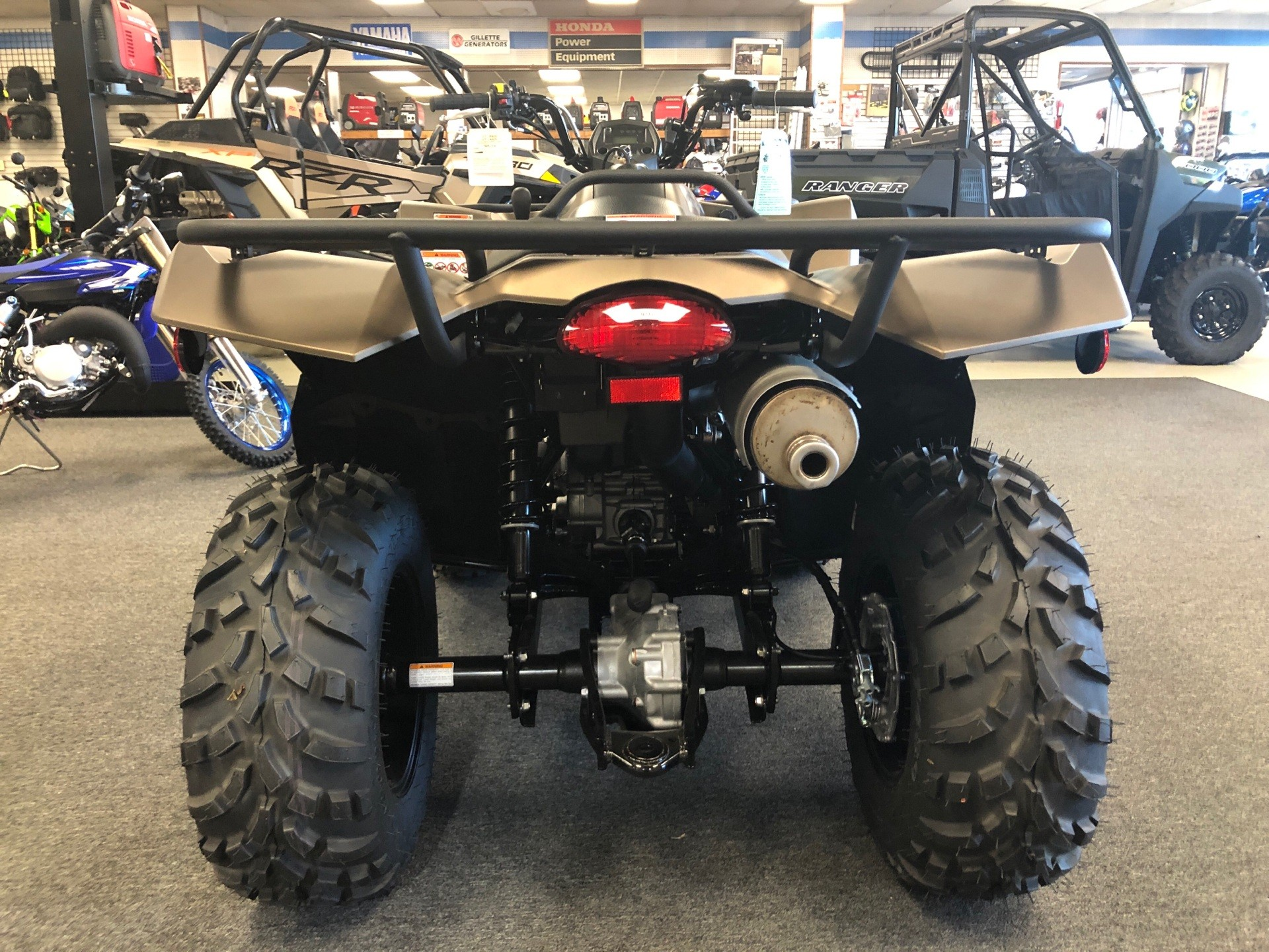 2020 Suzuki KingQuad 400ASi SE+ in Elkhart, Indiana - Photo 4