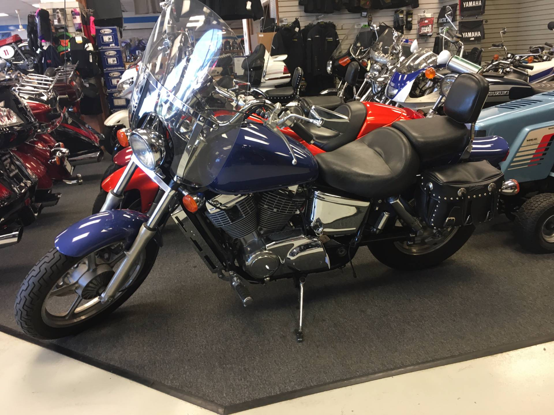1998 Honda Shadow Spirit in Elkhart, Indiana