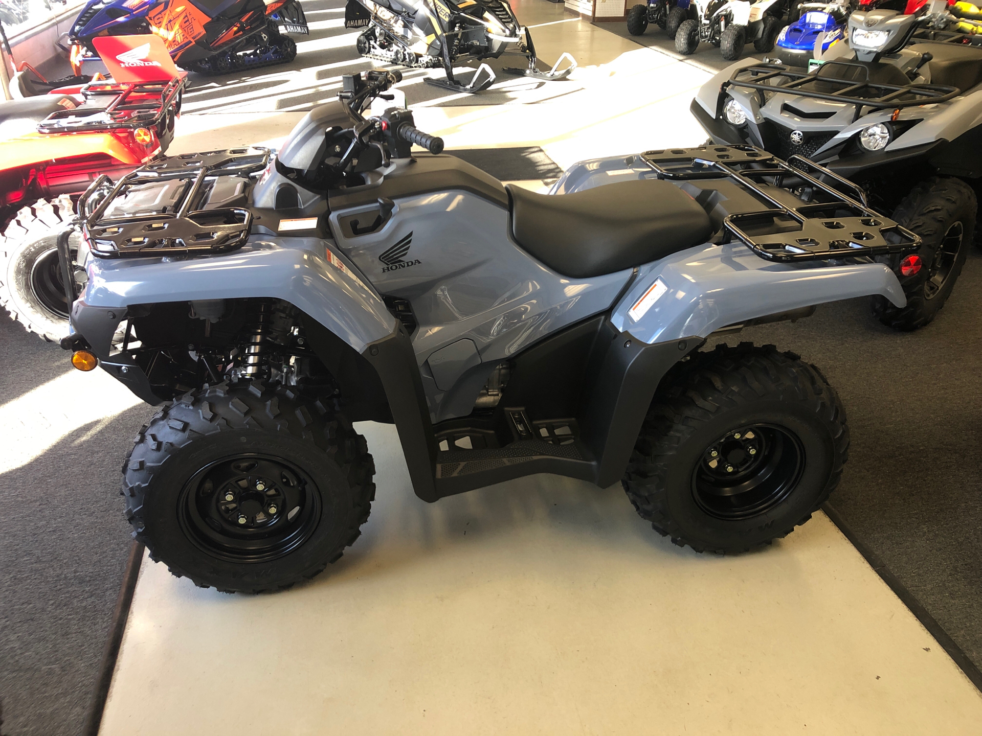 2021 Honda FourTrax Rancher 4x4 Automatic DCT EPS in Elkhart, Indiana - Photo 2
