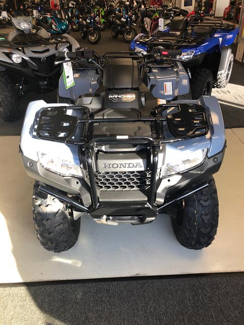 2021 Honda FourTrax Rancher 4x4 Automatic DCT EPS in Elkhart, Indiana - Photo 3