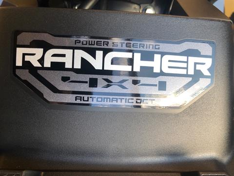 2021 Honda FourTrax Rancher 4x4 Automatic DCT EPS in Elkhart, Indiana - Photo 6