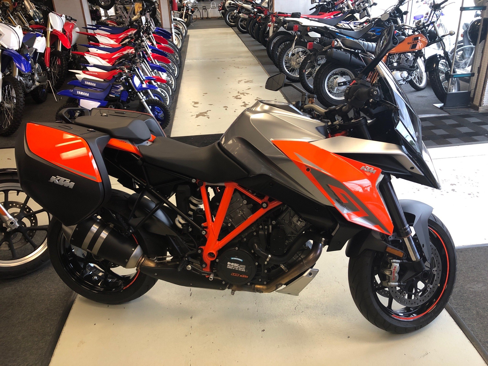 2016 KTM 1290 SUPER DUKE GT in Elkhart, Indiana