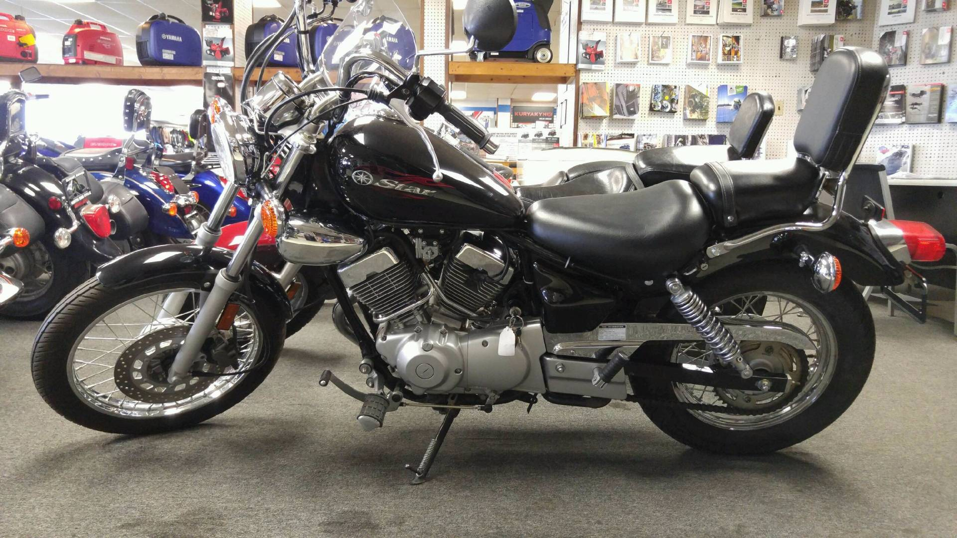 2011 Yamaha V Star 250 in Elkhart, Indiana