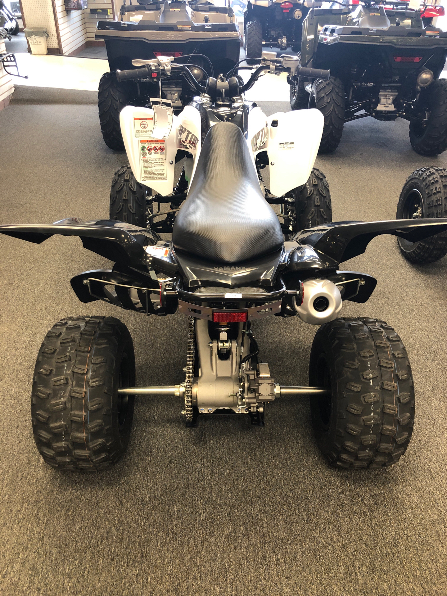 2020 Yamaha Raptor 700 in Elkhart, Indiana - Photo 4