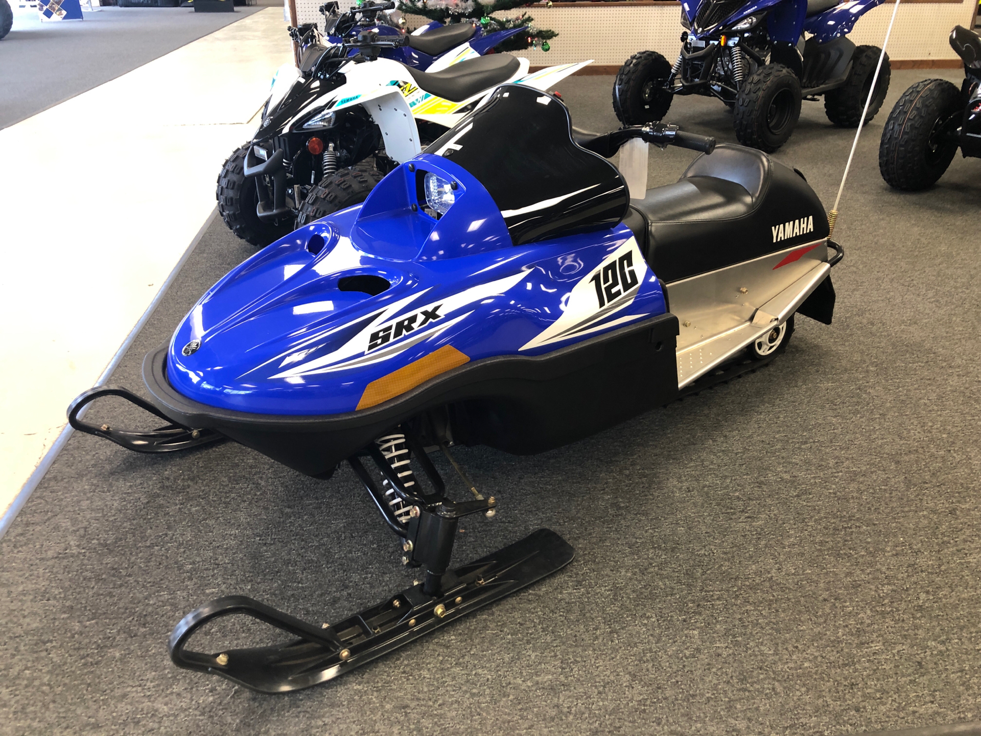 2017 Yamaha SRX 120 in Elkhart, Indiana - Photo 1