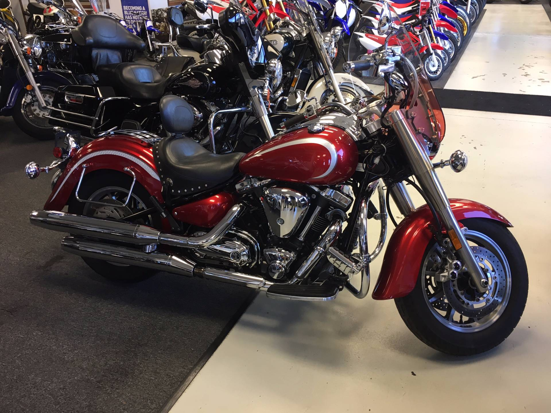 2009 Yamaha Road Star in Elkhart, Indiana