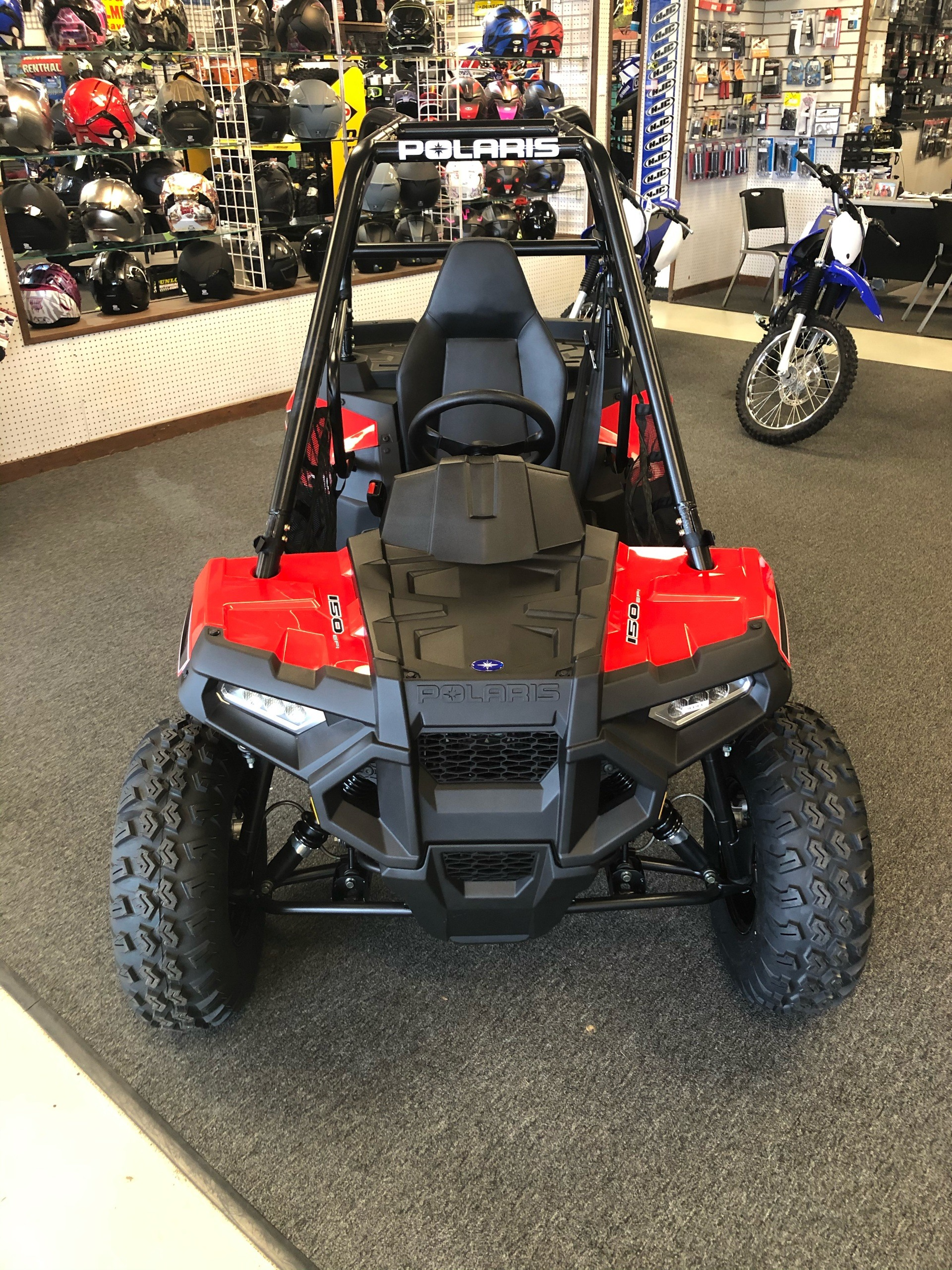 2019 Polaris Ace 150 EFI in Elkhart, Indiana - Photo 2
