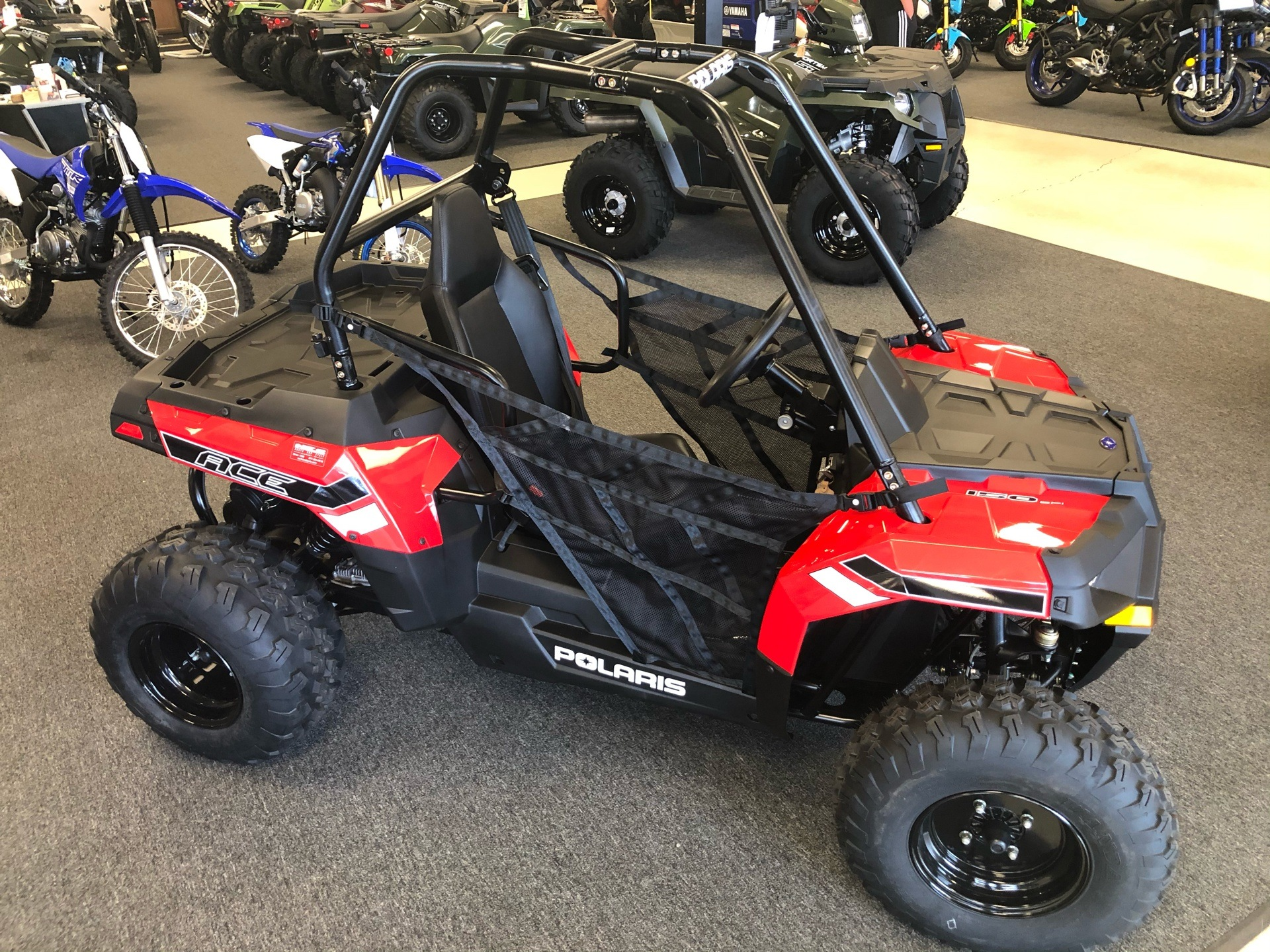 2019 Polaris Ace 150 EFI in Elkhart, Indiana - Photo 3