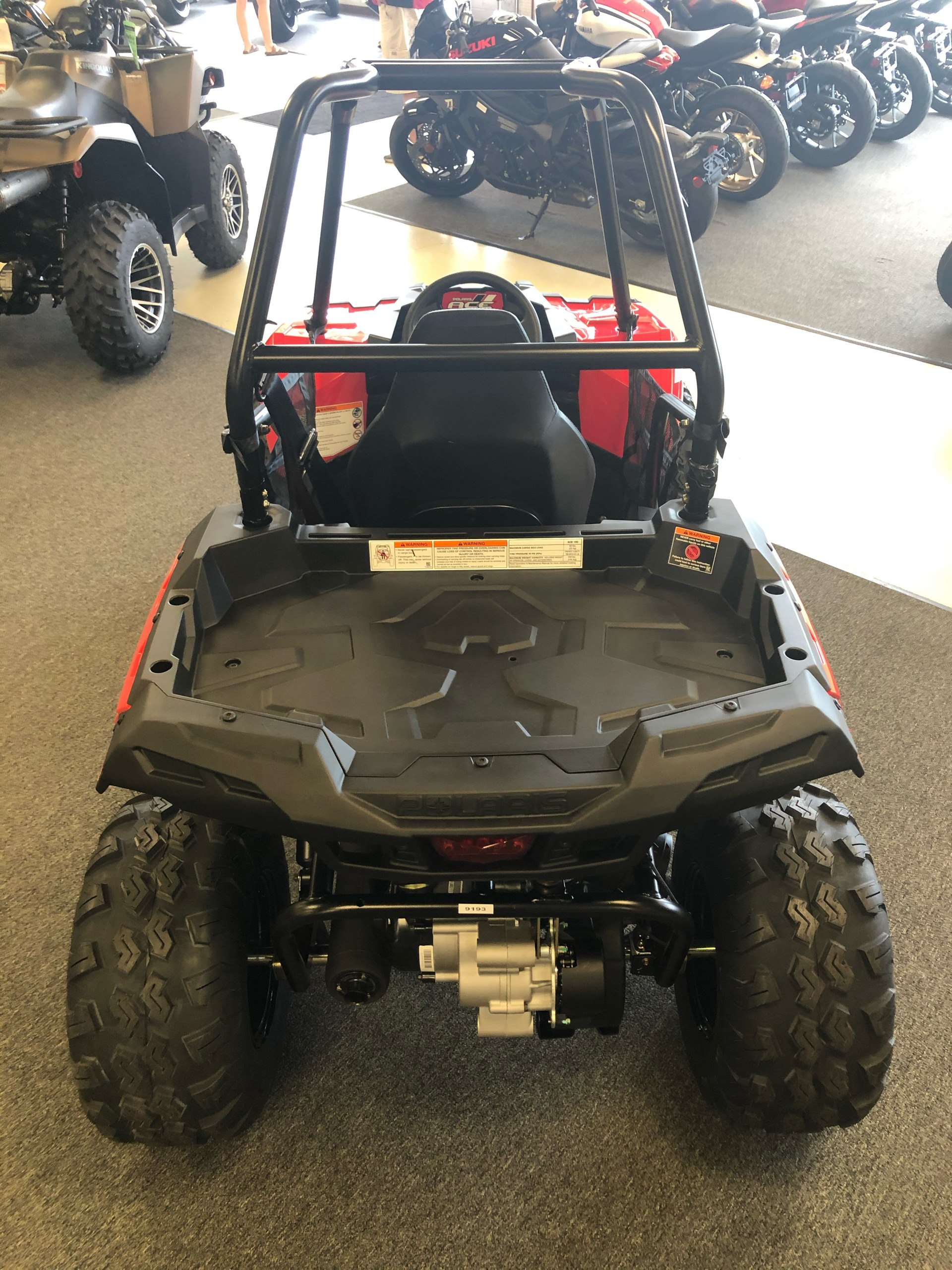 2019 Polaris Ace 150 EFI in Elkhart, Indiana - Photo 4