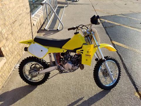 2003 Suzuki RM60 in Elkhart, Indiana