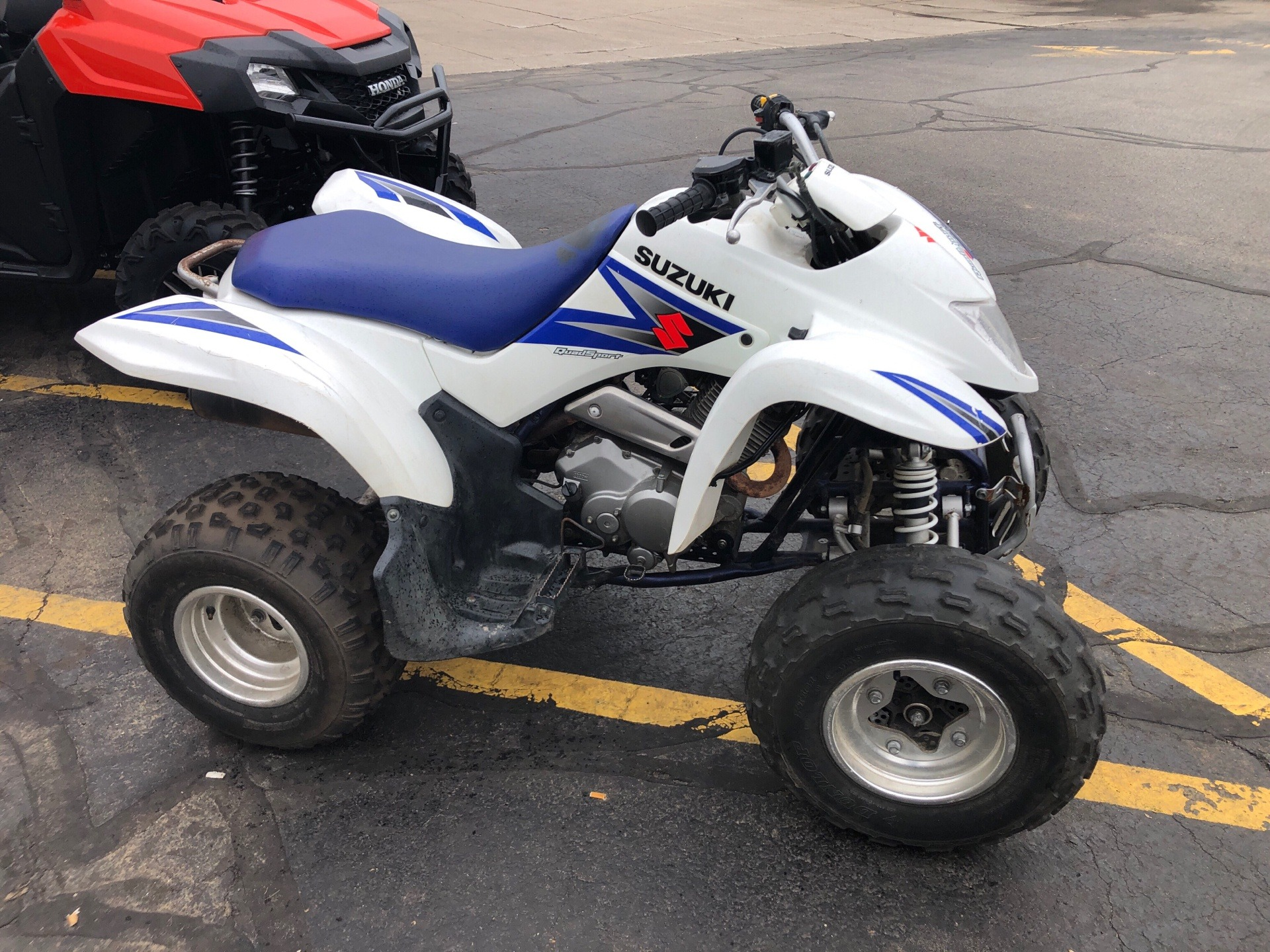 2006 Suzuki QuadSport® Z250 in Elkhart, Indiana - Photo 1