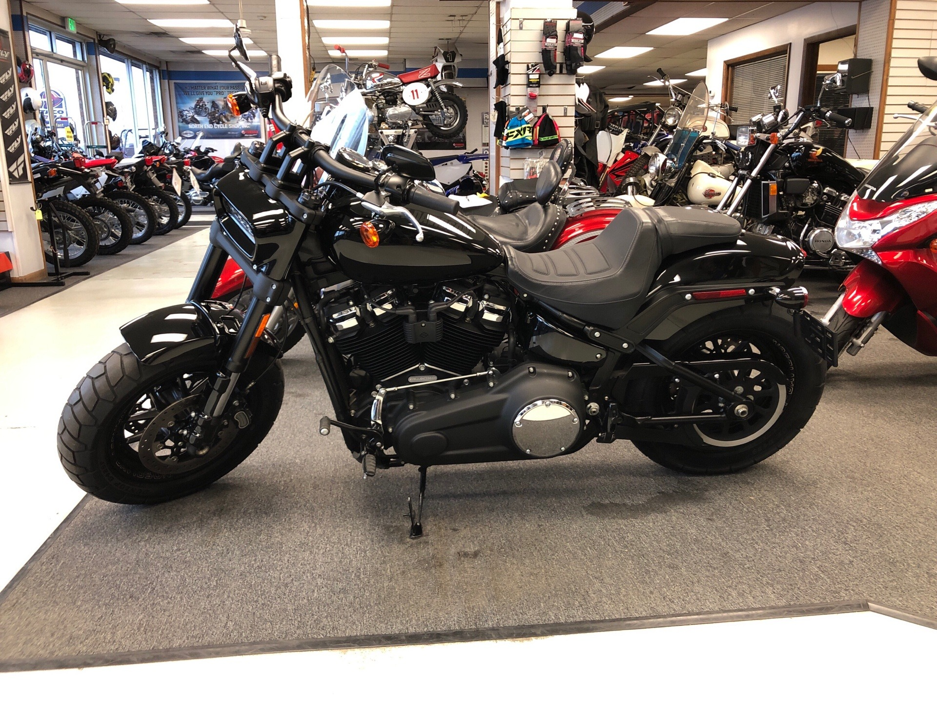 2018 Harley-Davidson Fat Bob® 107 in Elkhart, Indiana - Photo 1