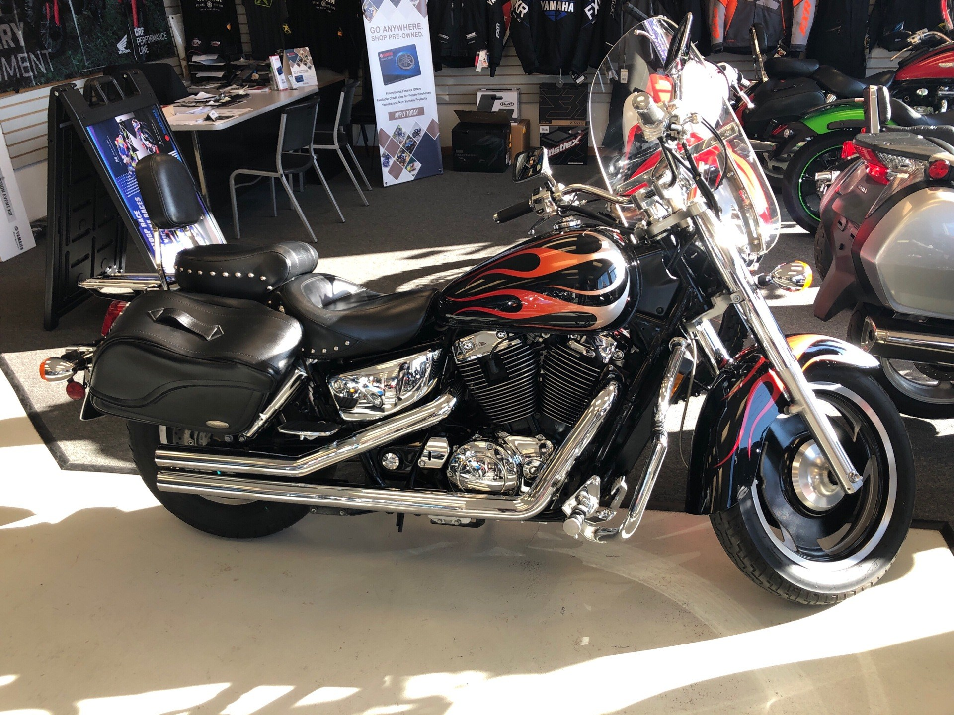2005 Honda Shadow Sabre™ 1100 in Elkhart, Indiana - Photo 1