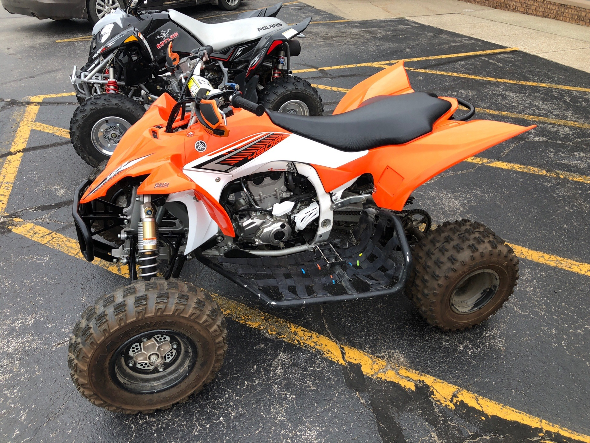 2014 Yamaha YFZ450R for sale 66726