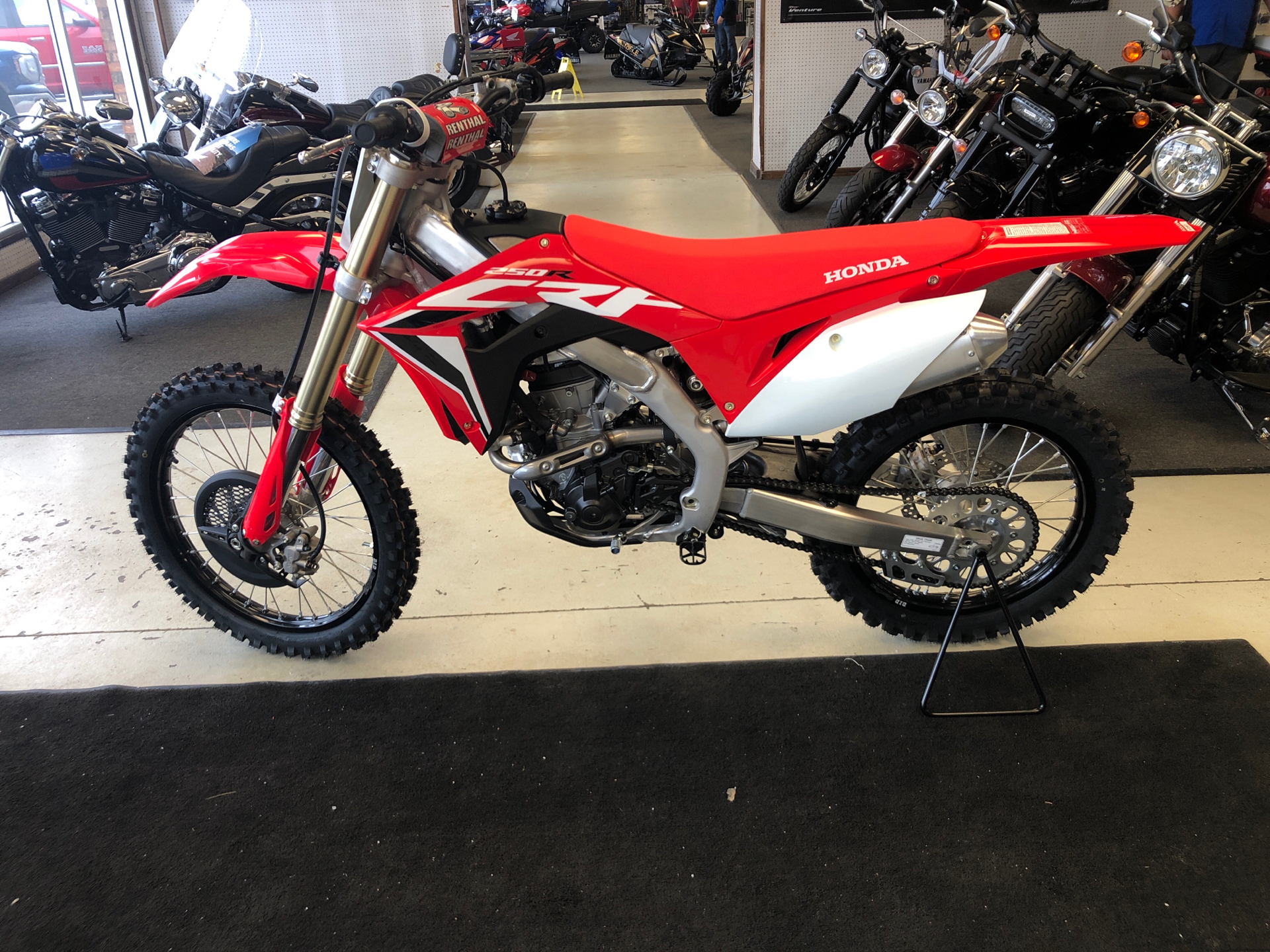 2021 Honda CRF250R in Elkhart, Indiana - Photo 2