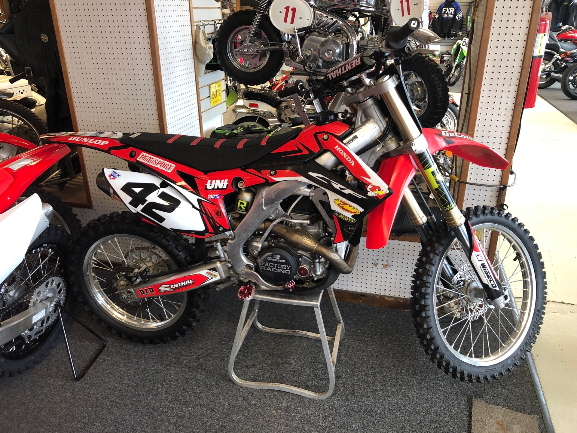 2013 Honda CRF®450R in Elkhart, Indiana - Photo 1