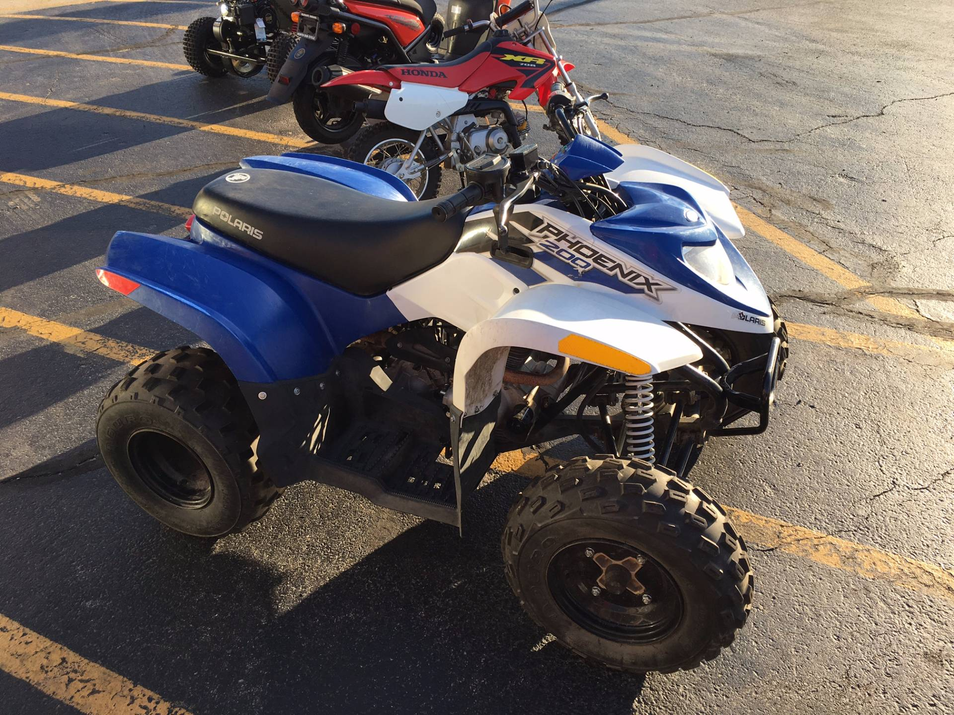 2012 Polaris Phoenix™ 200 in Elkhart, Indiana