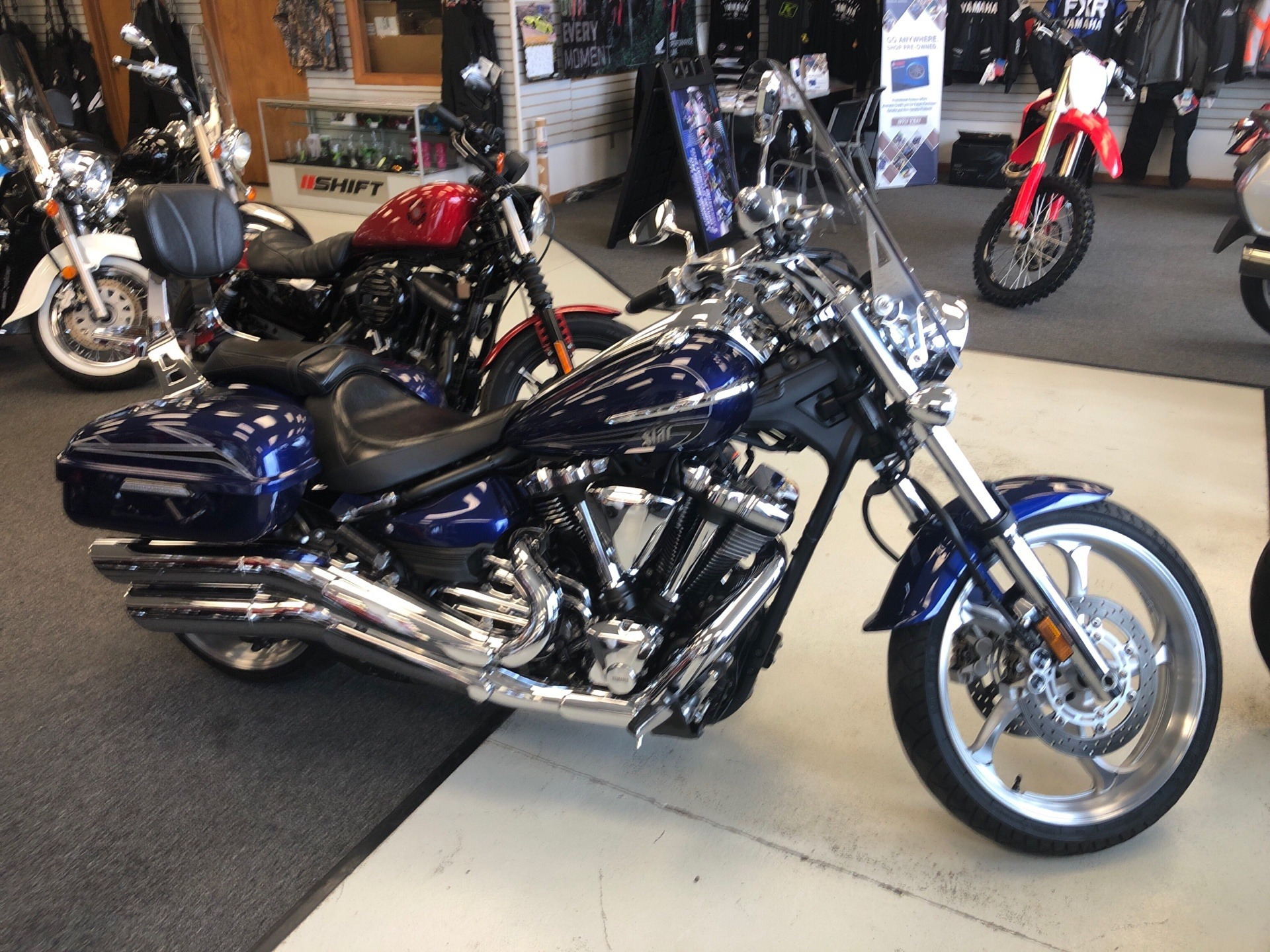 2014 Yamaha Raider S in Elkhart, Indiana - Photo 1