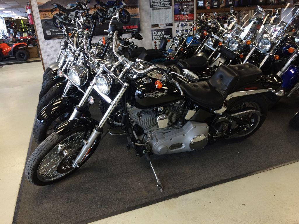 2004 Harley-Davidson FXST/FXSTI Softail® Standard in Elkhart, Indiana