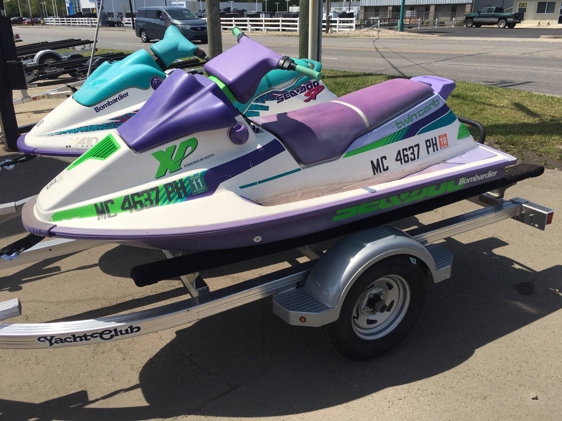 Used 1992 Sea Doo XP Watercraft in Elkhart IN