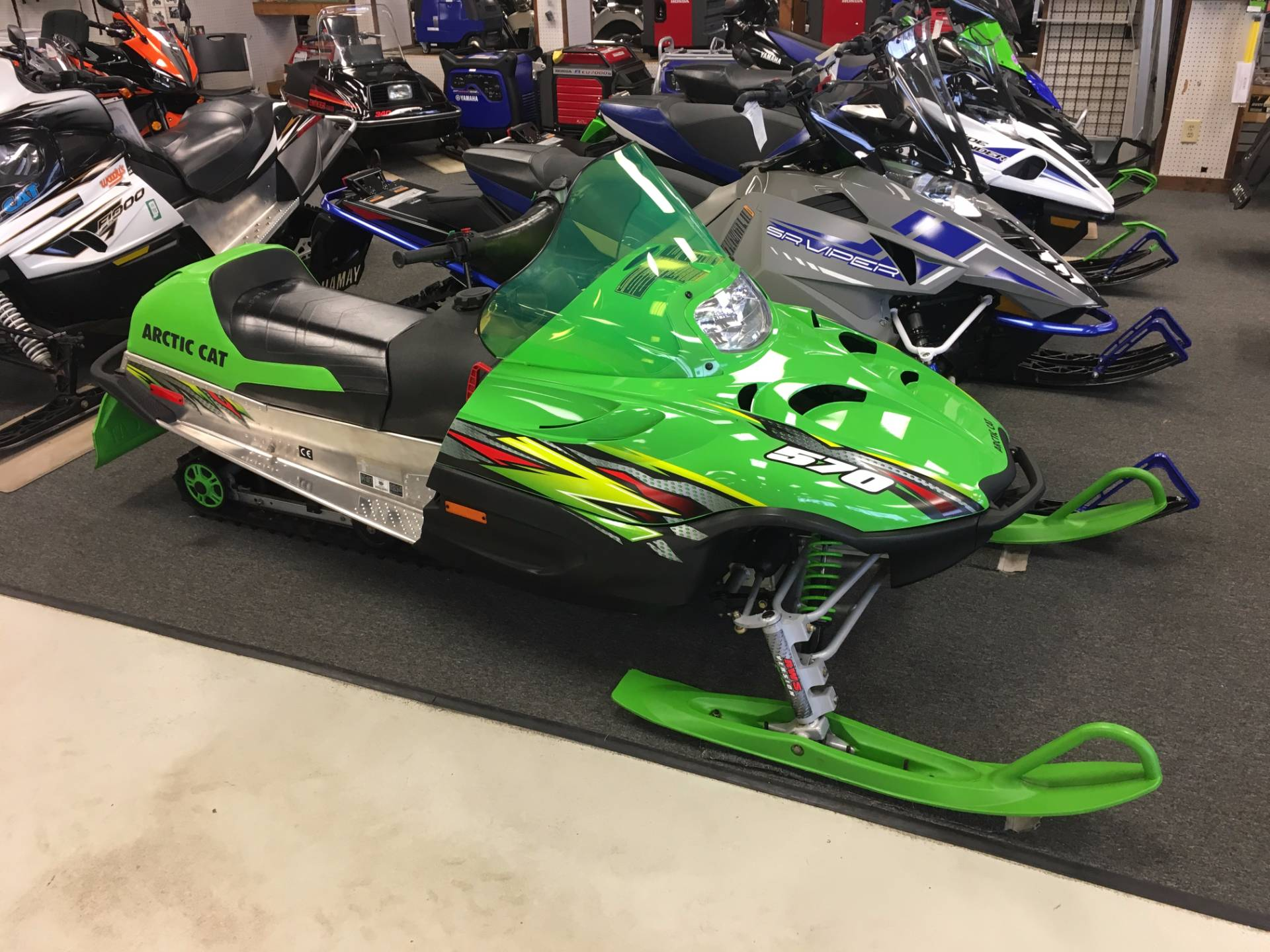 2003 Arctic Cat Z  570   in Elkhart, Indiana