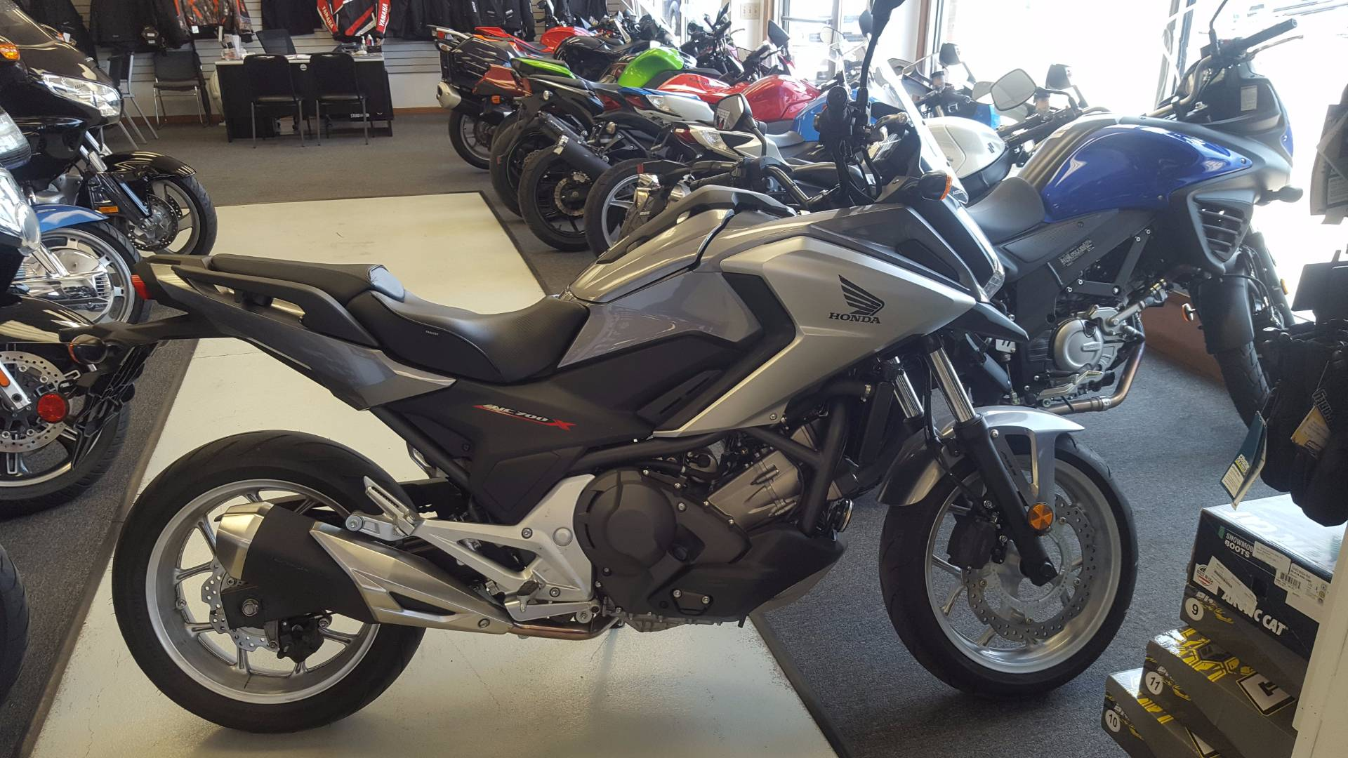 2016 Honda Nc700x Dct Abs In Elkhart Indiana