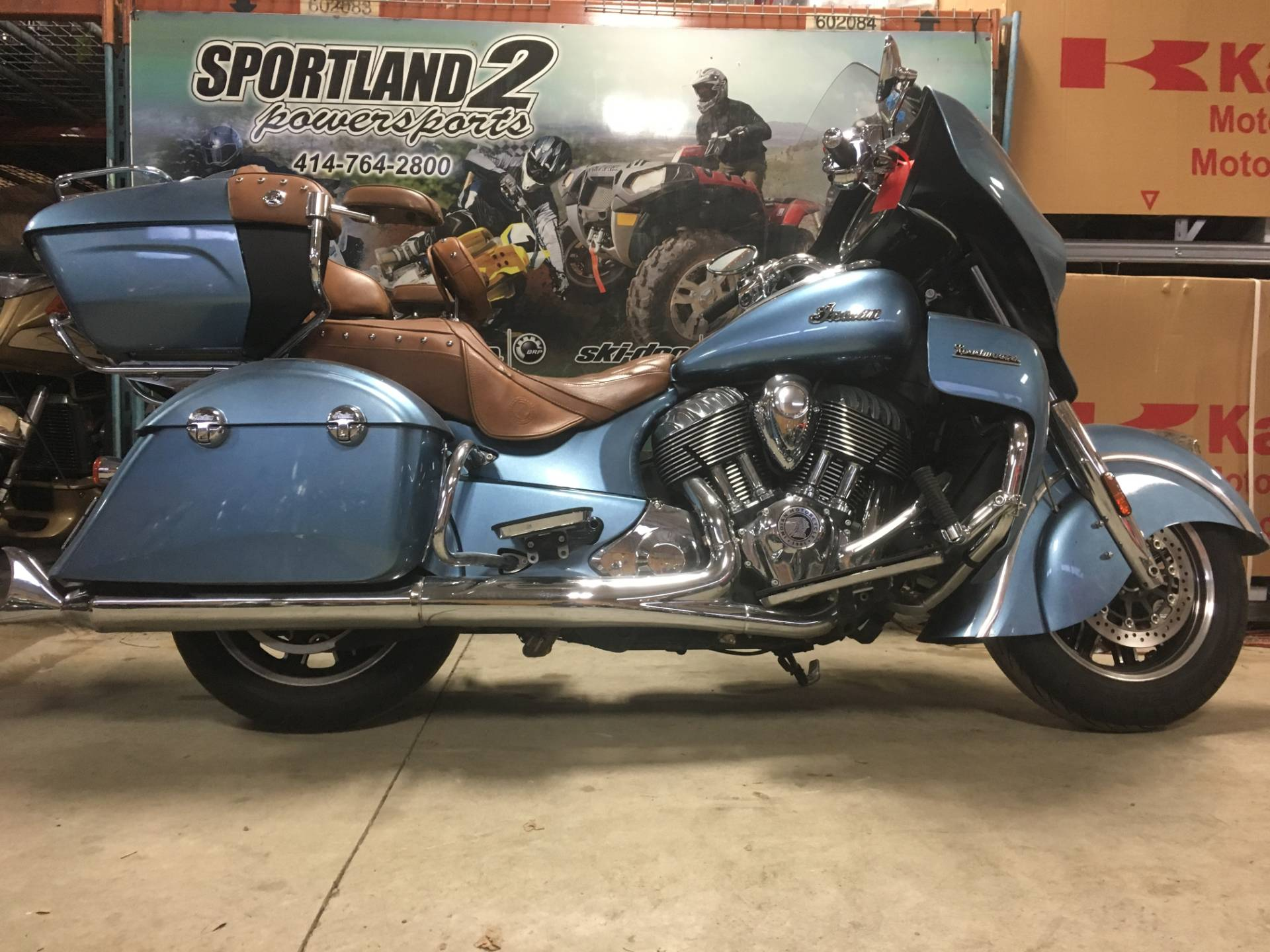 2016 Indian Roadmaster® in Oak Creek, Wisconsin - Photo 1