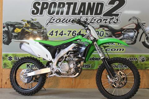 2015 Kawasaki KX™450F in Oak Creek, Wisconsin