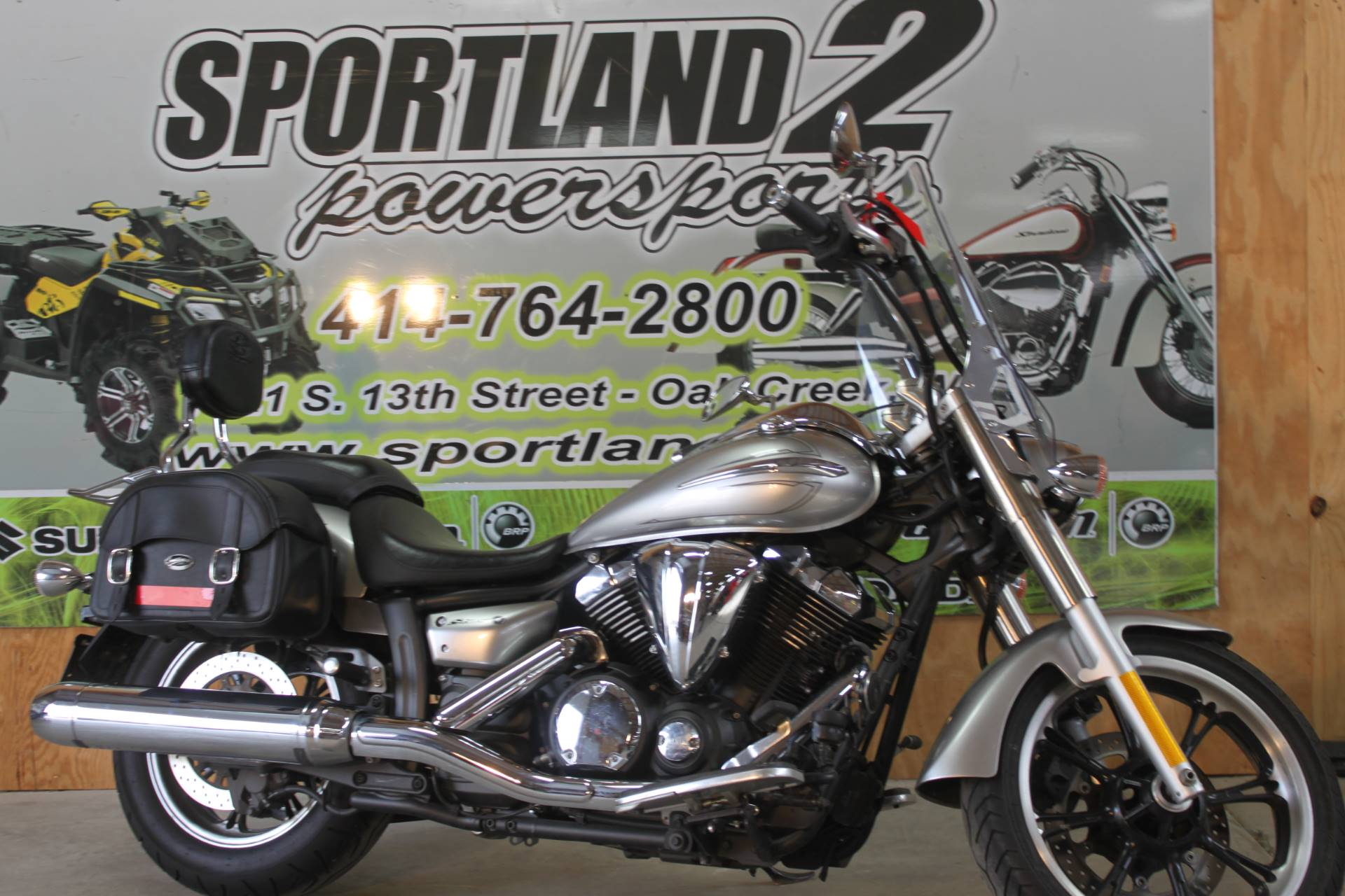 2009 Yamaha V Star 950 in Oak Creek, Wisconsin - Photo 1