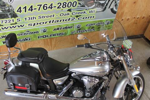 2009 Yamaha V Star 950 in Oak Creek, Wisconsin - Photo 4