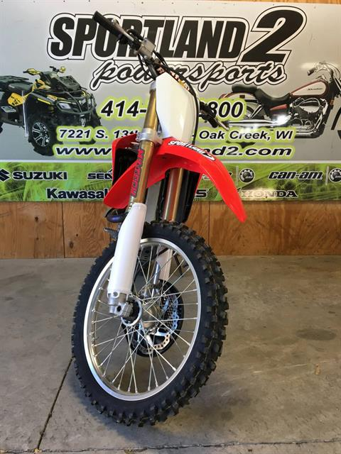 2018 Honda CRF450R in Oak Creek, Wisconsin