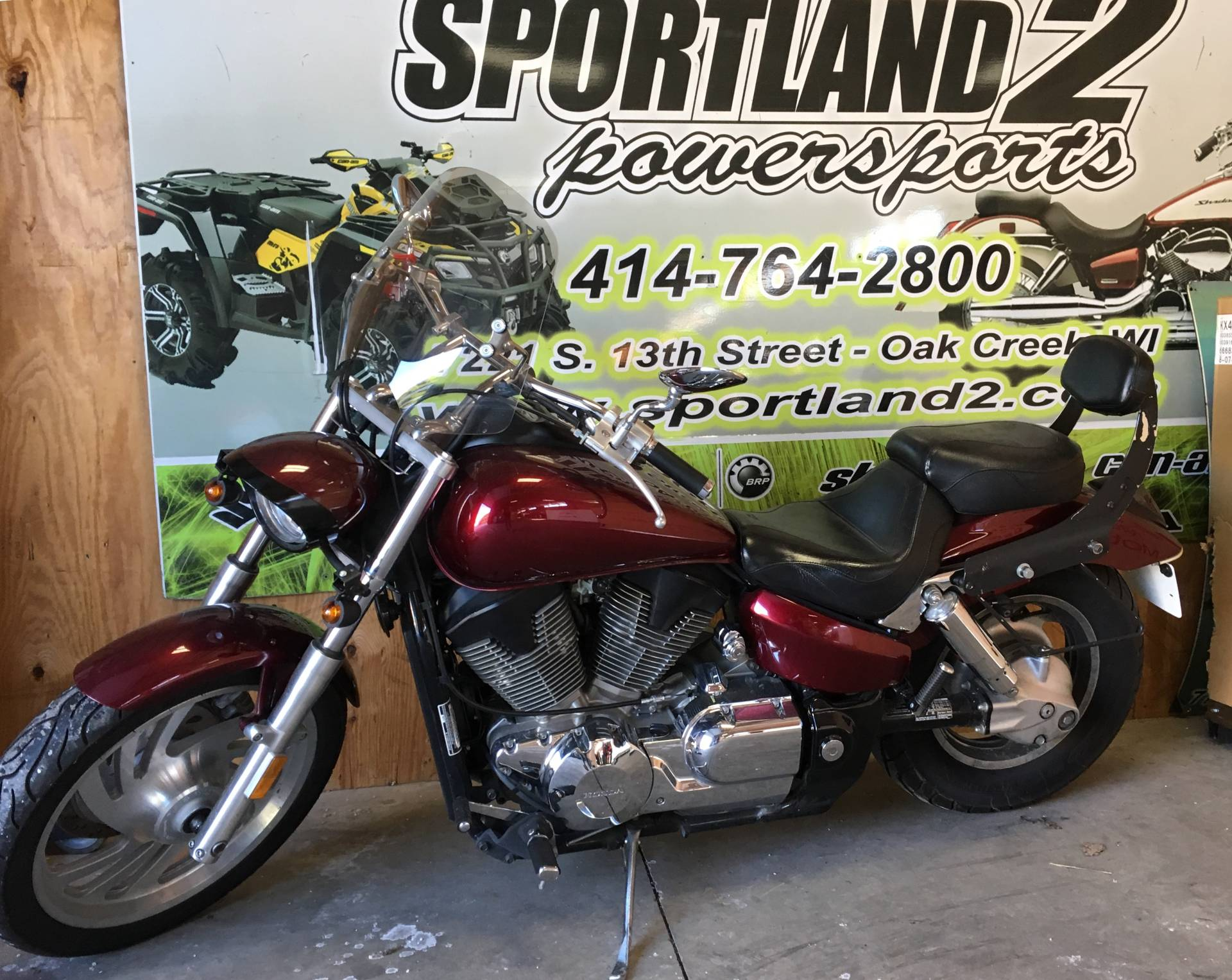 2006 Honda VTX1300C for sale 3252