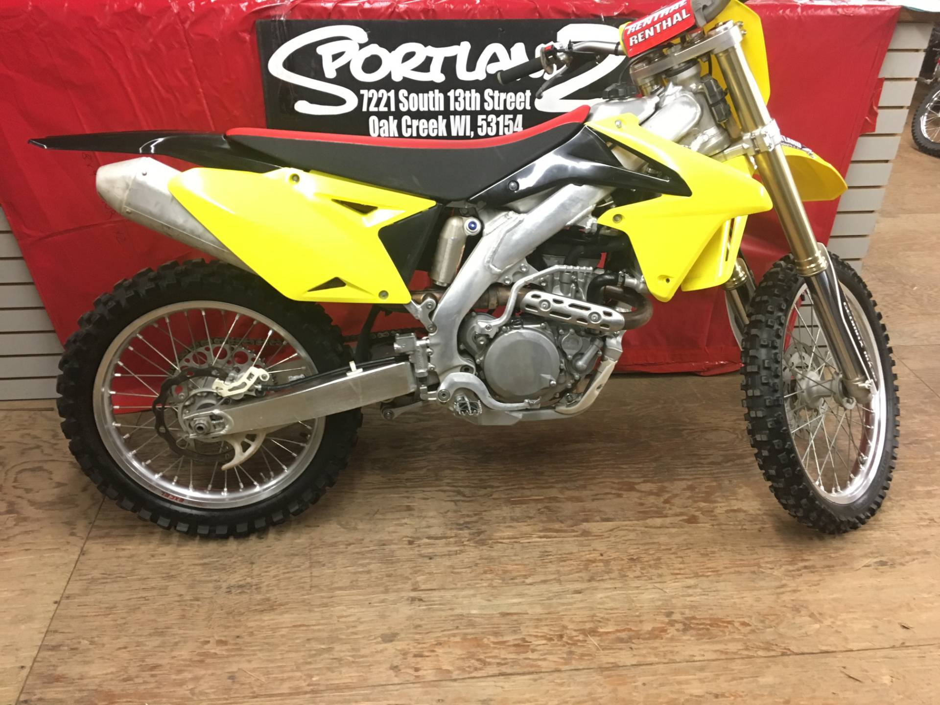 2014 Suzuki RM-Z450 in Oak Creek, Wisconsin - Photo 1