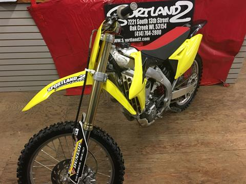 2014 Suzuki RM-Z450 in Oak Creek, Wisconsin - Photo 3