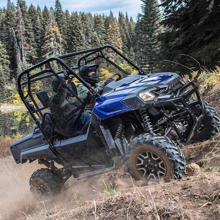 2020 Honda Pioneer 700-4 in Oak Creek, Wisconsin - Photo 4