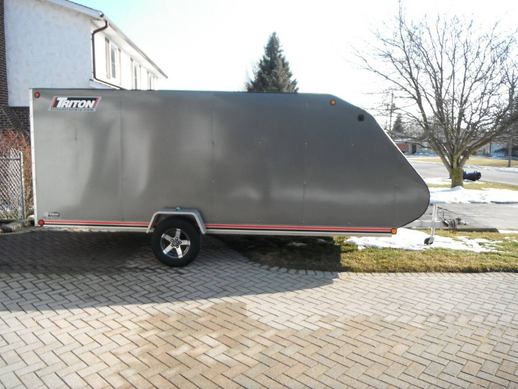 2020 Triton Trailers TC167 in Oak Creek, Wisconsin - Photo 2