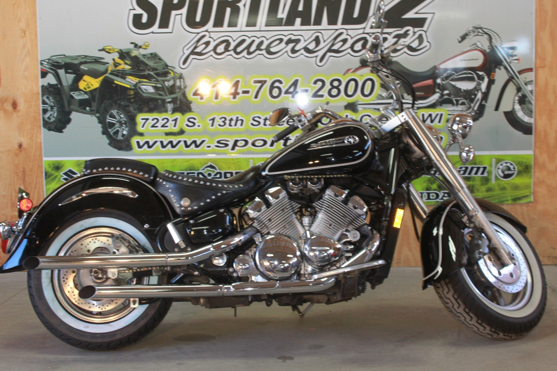 1999 Yamaha Royal Star Boulevard for sale 462